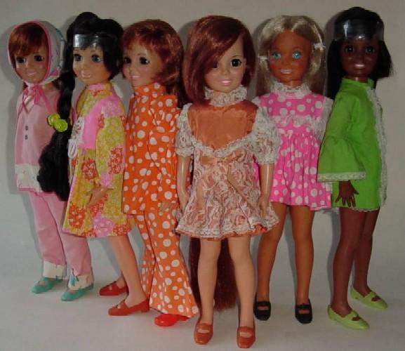 """White Undies Panties for 15/"""" Vintage Velvet Doll Crissy Family"""