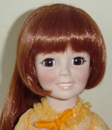 The Special Porcelain Crissy Doll Issues